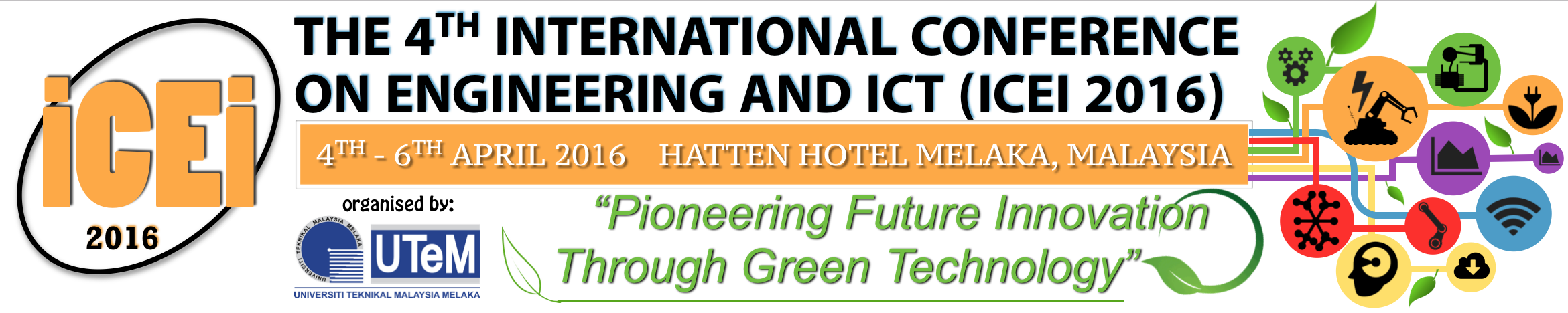 ICEI2016 | International Conference on Engineering and ICT